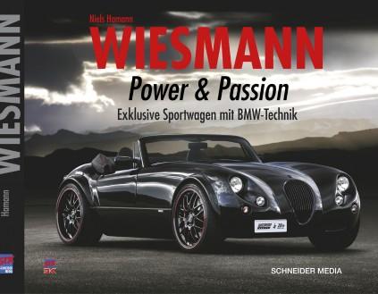 Cover Wiesmann- Buch
